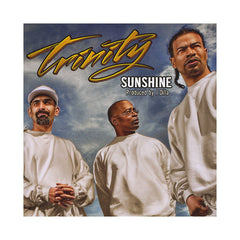 "<!--120120814045915-->Trinity - 'Sunshine/ Roc Raida' [(Clear) 7"" Vinyl Single]"