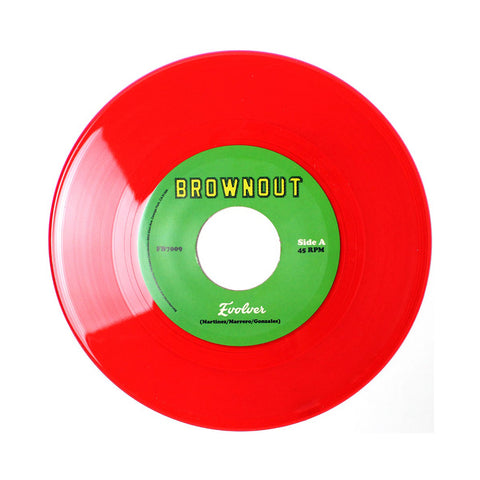 "[""Brownout - 'Evolver/ Things You Say' [(Red) 7\"" Vinyl Single]""]"