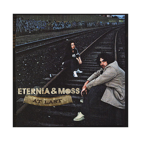 Eternia & MoSS - 'At Last' [CD]