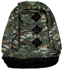 <!--2012030658-->FLuD Watches - 'OG' [(Camo Pattern) Backpack]