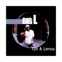 Big L - '139 & Lenox' [(Black) Vinyl LP]