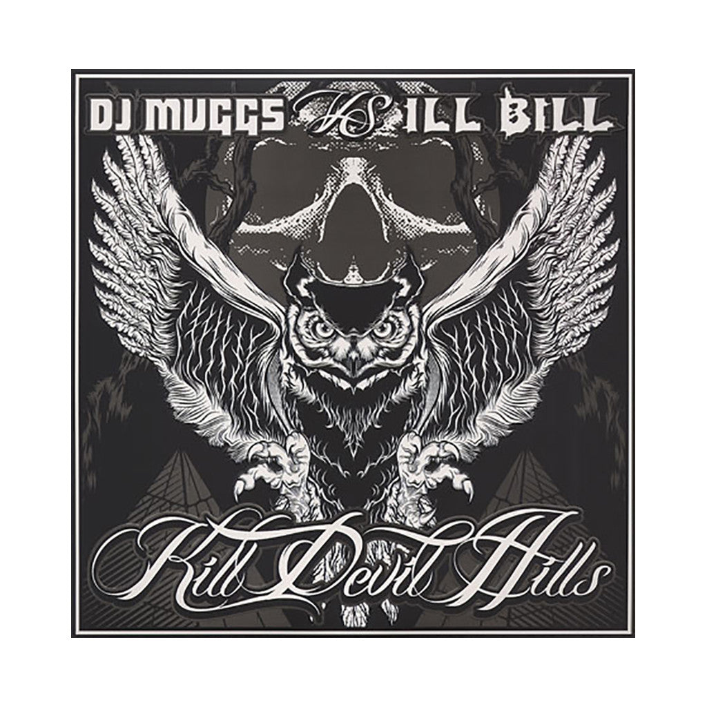 DJ Muggs vs. ILL Bill - 'Kill Devil Hills' [(Black) Vinyl [2LP]]