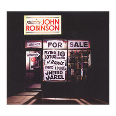 John Robinson - 'I Am Not For Sale' [CD]