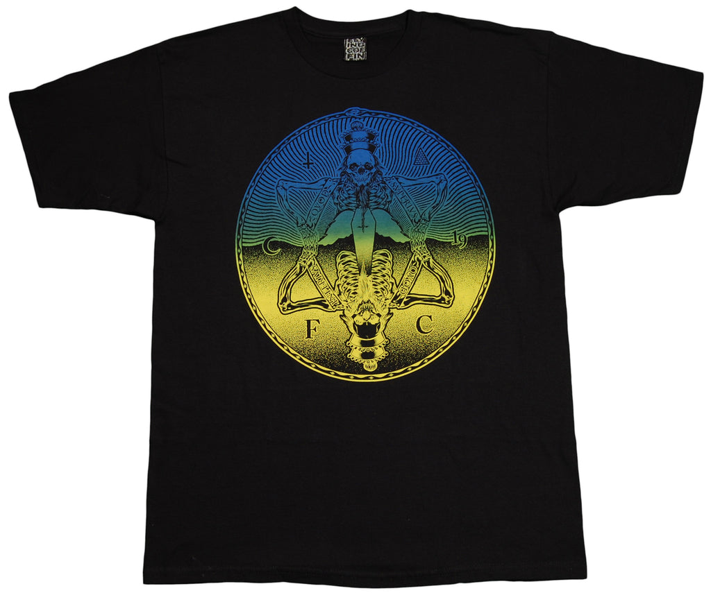 <!--2012041032-->Flying Coffin - 'Superius' [(Black) T-Shirt]