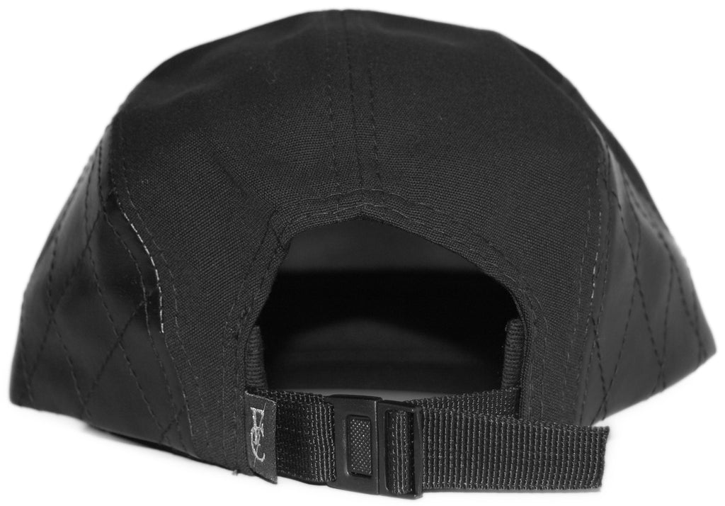 <!--020120410043778-->Flying Coffin - 'Shocktrooper' [(Black) Five Panel Camper Hat]