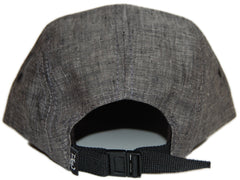 <!--020120724047516-->Flying Coffin - 'Ripper' [(Dark Gray) Five Panel Camper Hat]