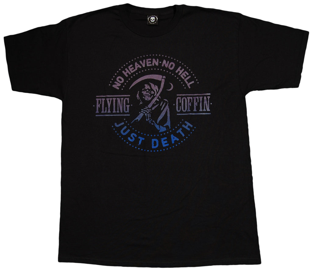 <!--2012112046-->Flying Coffin - 'Just Death' [(Black) T-Shirt]