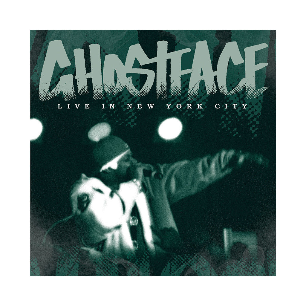 <!--020060808007814-->Ghostface Killah - 'Live In New York City' [(Black) Vinyl [2LP]]
