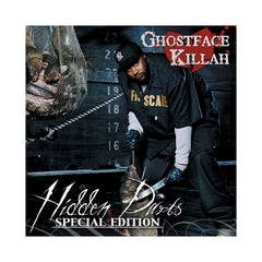 <!--020070313009117-->Ghostface Killah - 'Hidden Darts (Special Edition)' [CD]