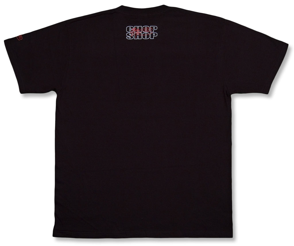 <!--2013112656-->Frank's Chop Shop x SSUR - 'Box Cutter' [(Black) T-Shirt]