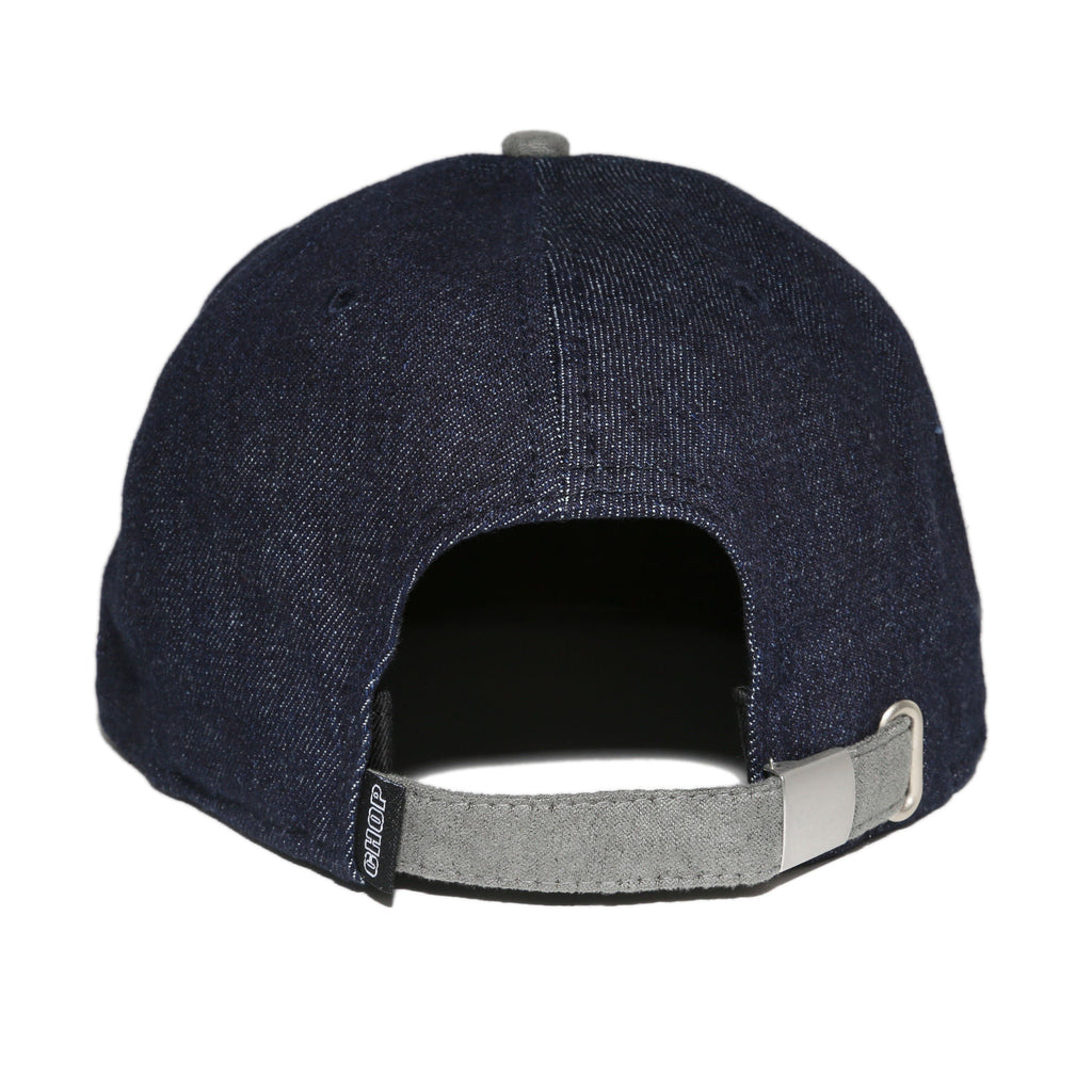 <!--020141202067543-->Frank's Chop Shop - 'Monogram' [(Dark Blue) Strap Back Hat]