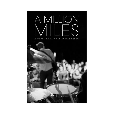 "[""Amy Fleisher Madden - 'A Million Miles' [Book]""]"