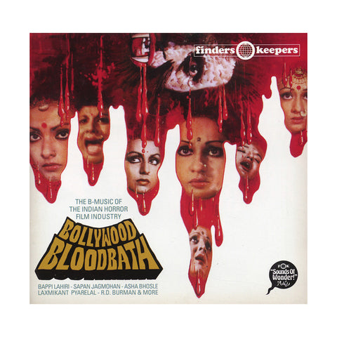 "[""Various Artists (Compiled By: Andy Votel) - 'Bollywood Bloodbath: The B-Music Of The Indian Horror Film Industry (Import)' [CD]""]"