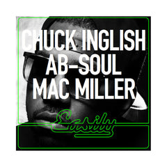 "<!--2014041911-->Chuck Inglish - 'Easily' [(Black) 7"" Vinyl Single]"