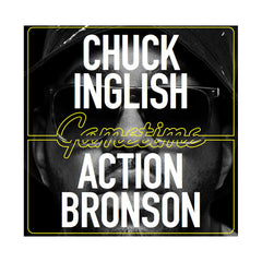 "<!--120140419063046-->Chuck Inglish - 'Gametime' [(Black) 7"" Vinyl Single]"