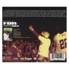 <!--020070918010197-->Frank-N-Dank & J Dilla - 'European Vacation' [DVD]