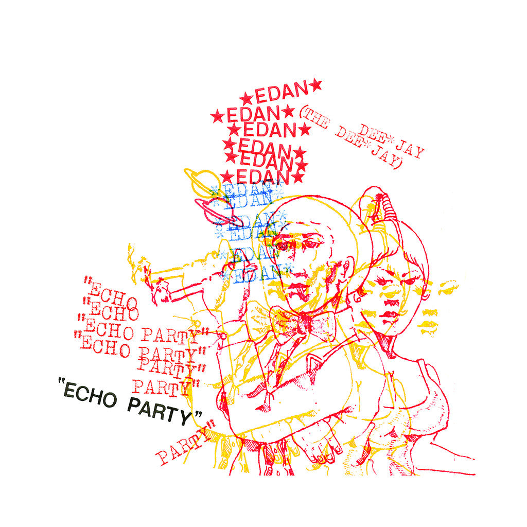 Edan - 'Echo Party' [CD]