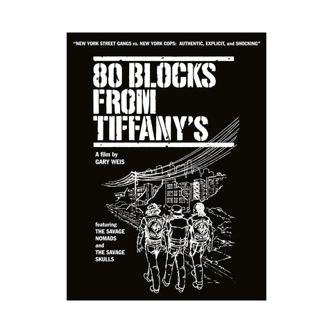 "[""'80 Blocks From Tiffany's' [DVD]""]"