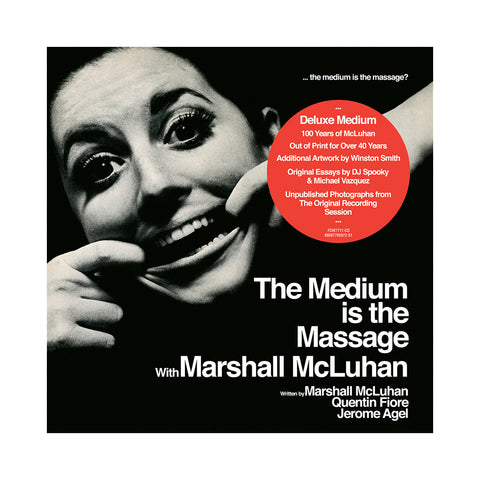 "[""Marshall McLuhan - 'The Medium Is The Massage' [CD]""]"