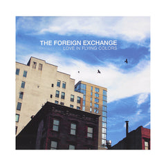 <!--2013111258-->The Foreign Exchange - 'Love In Flying Colors (Deluxe Edition)' [(Clear Blue) Vinyl [2LP]]