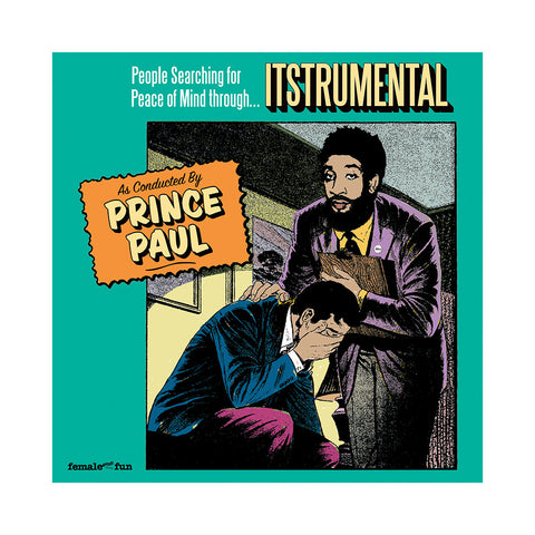 "[""Prince Paul - 'Itstrumental' [(Black) Vinyl [2LP]]""]"