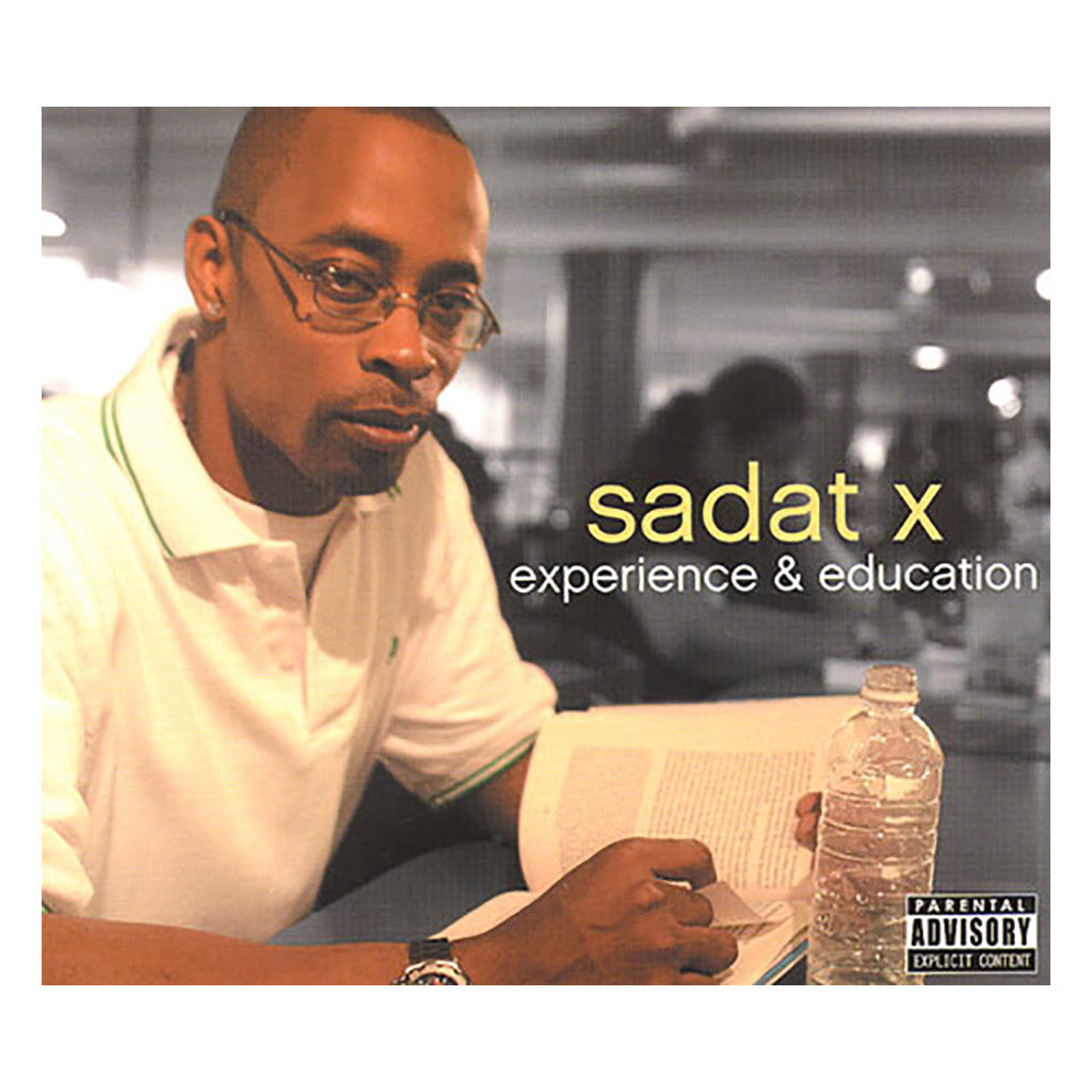 <!--020051025005659-->Sadat X - 'Experience & Education' [CD]
