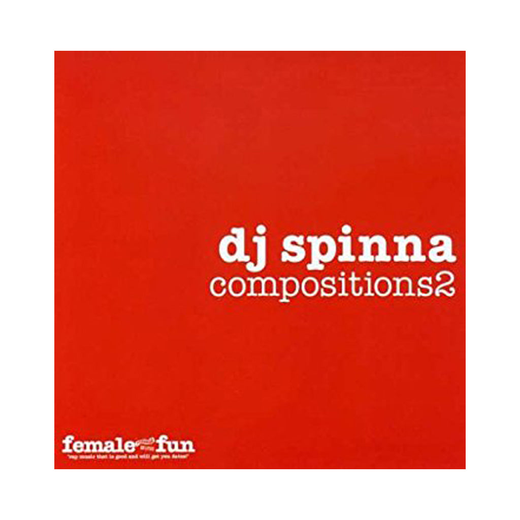 DJ Spinna - 'Compositions Vol. 2' [CD]