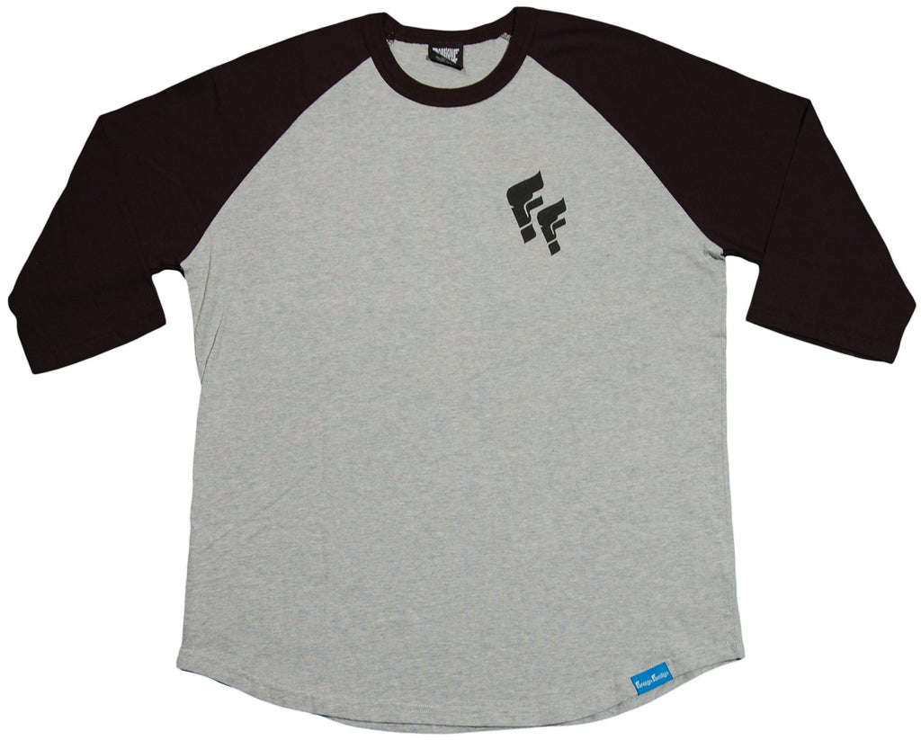 <!--2011110141-->Foreign Family - 'Logo' [(Gray) T-Shirt]