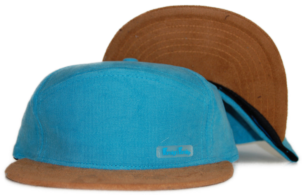 <!--020111101037830-->Foreign Family - '6 Panel Hybrid' [(Light Blue) Snap Back Hat]