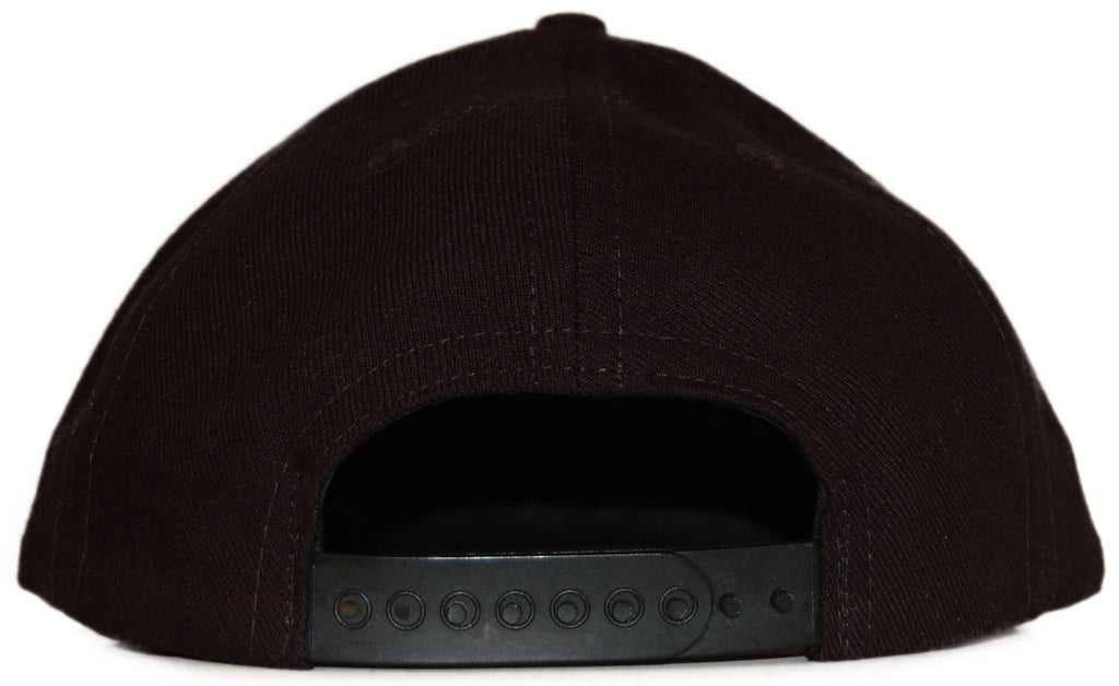 <!--020120110040085-->Foreign Family - 'Dove' [(Black) Snap Back Hat]