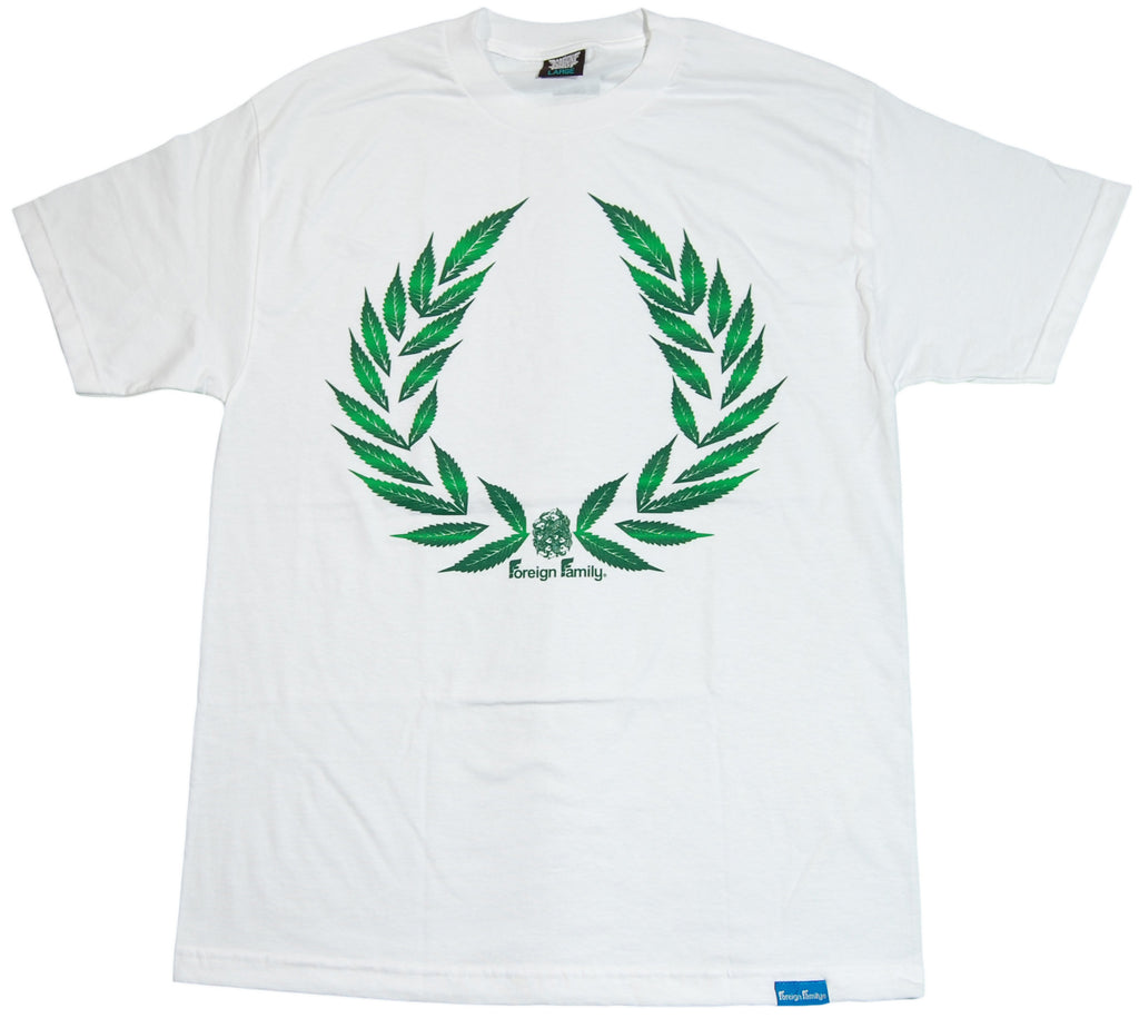 <!--2011083003-->Foreign Family - 'Spread Peace' [(White) T-Shirt]