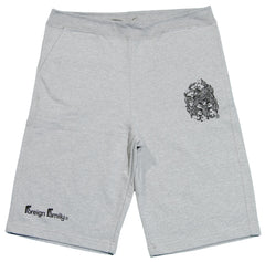 <!--2012050136-->Foreign Family - 'Lounge Shorts' [(Gray) Shorts]