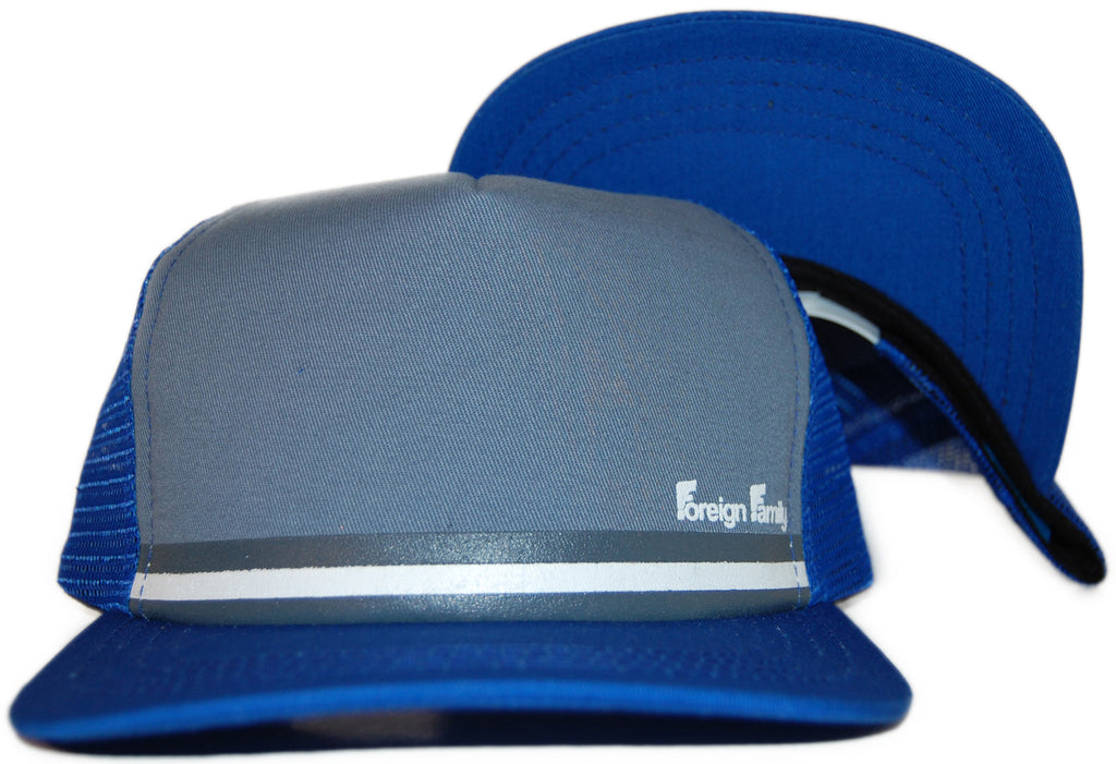 <!--020110830034695-->Foreign Family - 'Clean' [(Blue) Snap Back Hat]