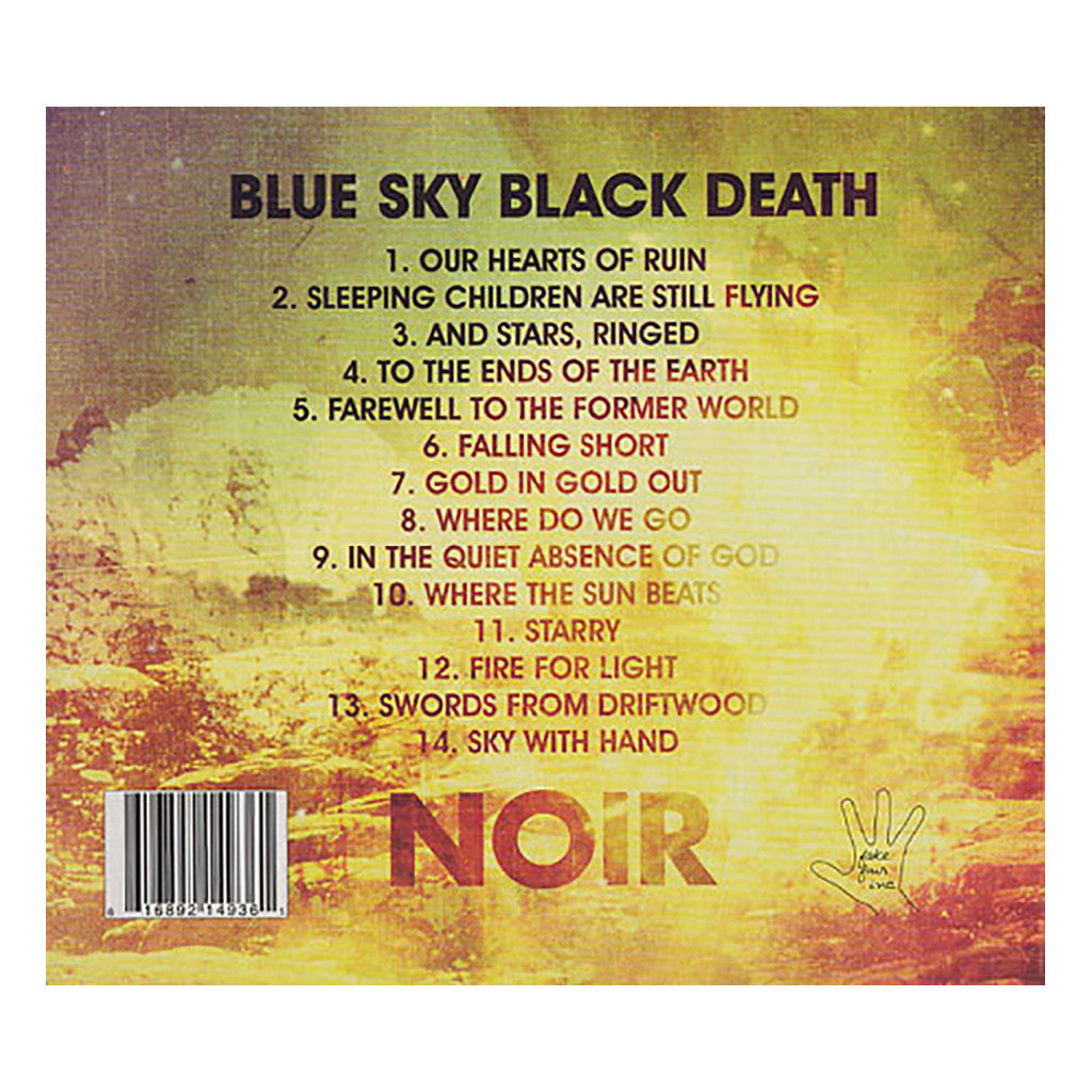 <!--020110426028715-->Blue Sky Black Death - 'Noir' [CD]