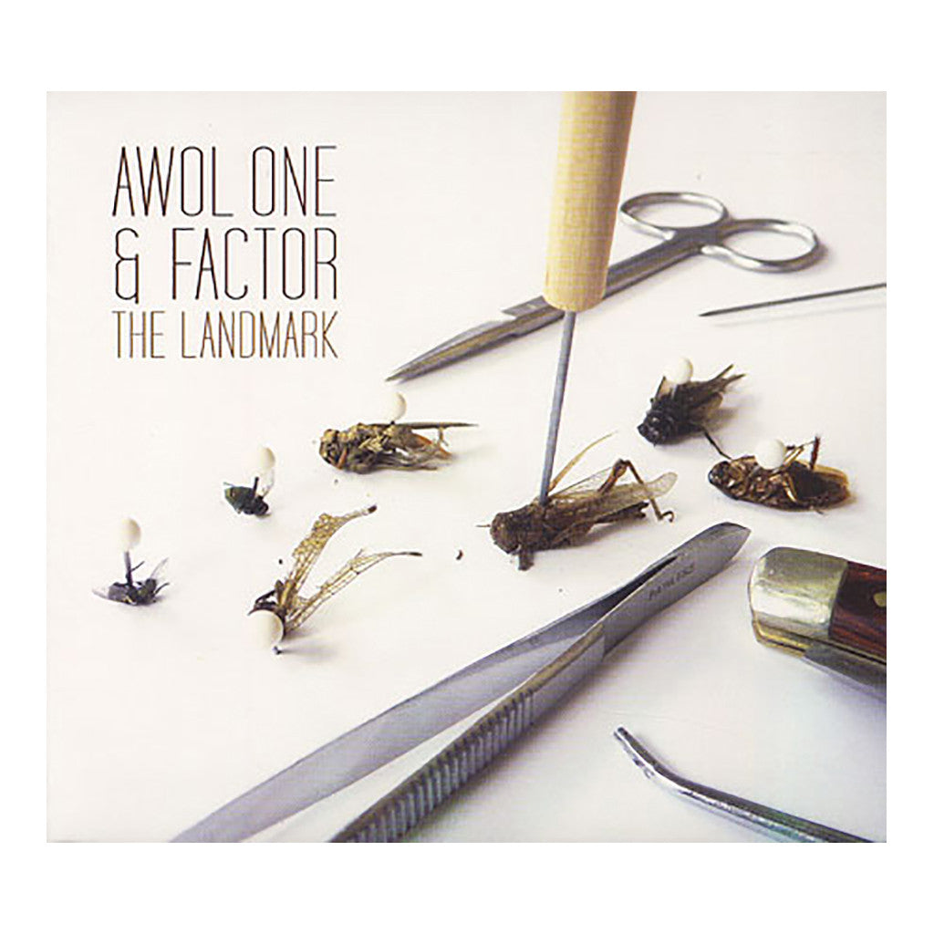 <!--2011022421-->AWOL One & Factor - 'Never Gonna Take Us Out' [Streaming Audio]