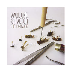 AWOL One & Factor - 'The Landmark' [(Tangerine Orange) Vinyl LP]