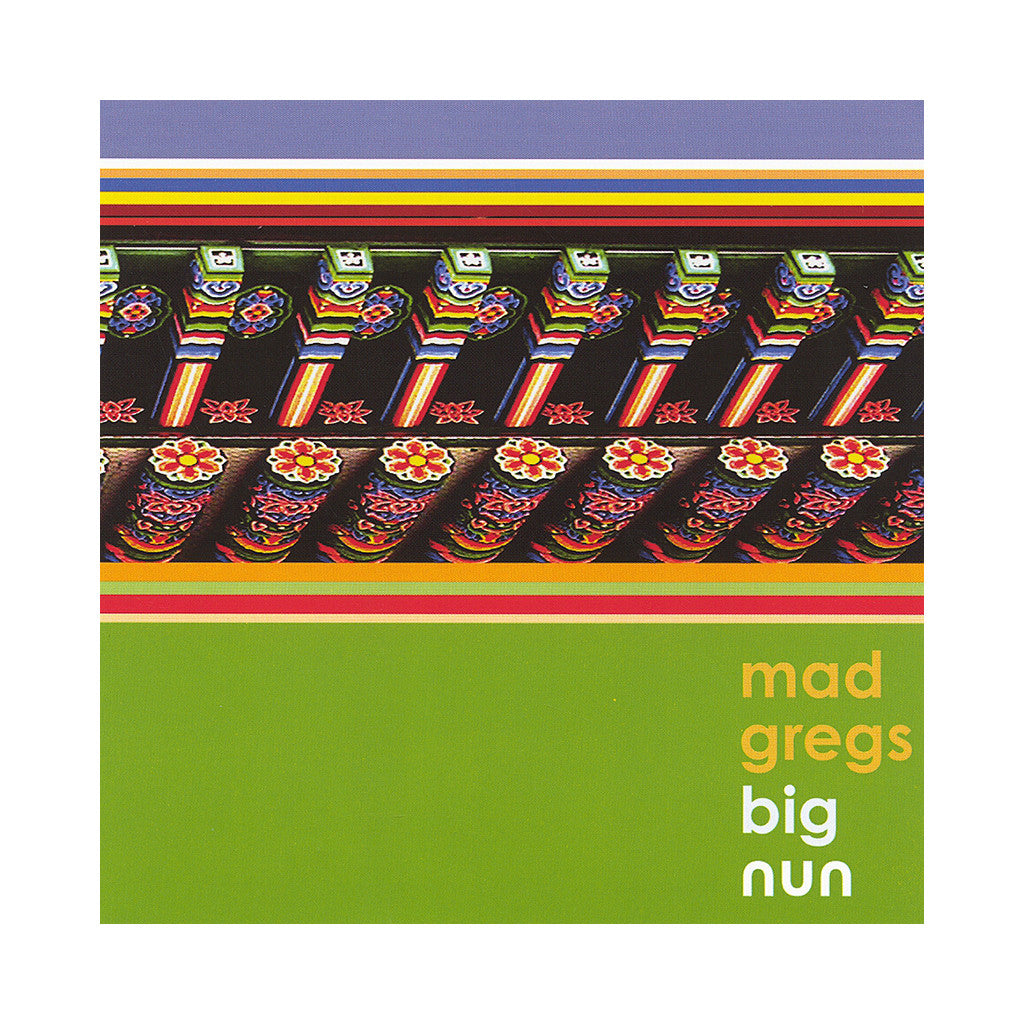 Mad Gregs - 'Big Nun' [CD]
