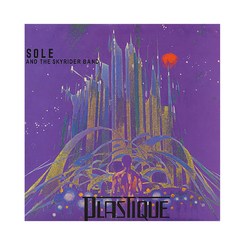 "[""Sole & The Skyrider Band - 'Plastique' [(Black) Vinyl LP]""]"