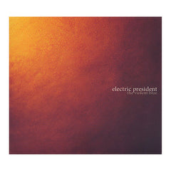 Electric President - 'The Violent Blue' [CD]