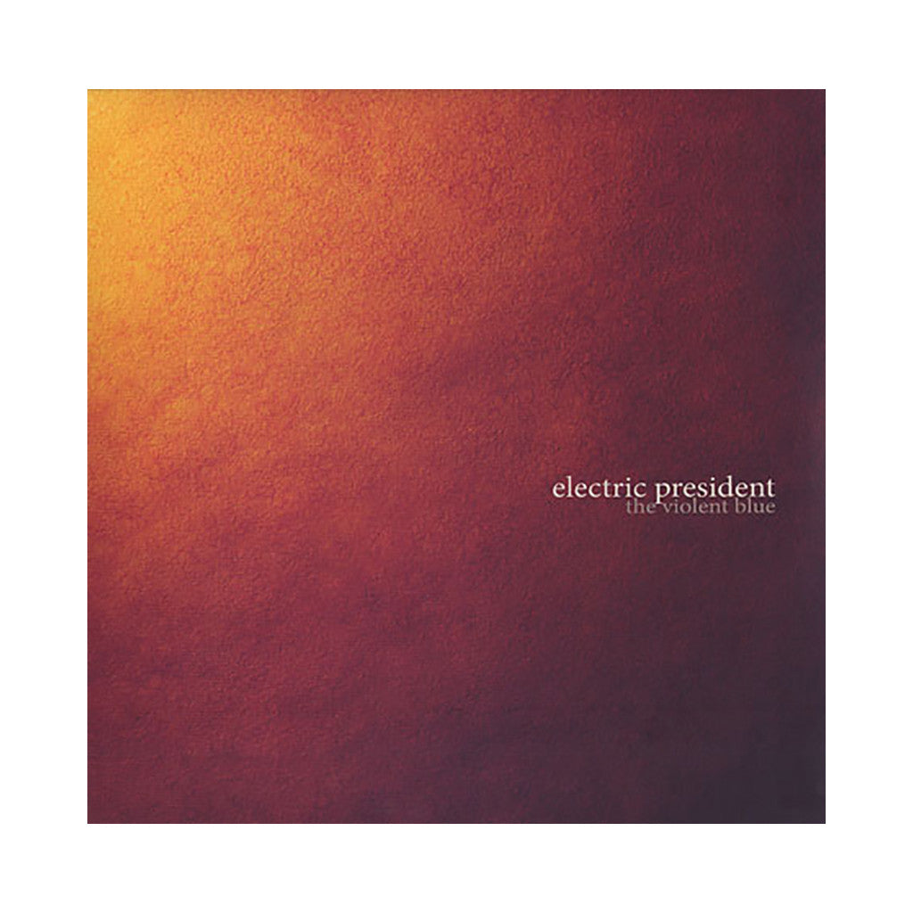 <!--020100302020163-->Electric President - 'The Violent Blue' [(Black) Vinyl LP]