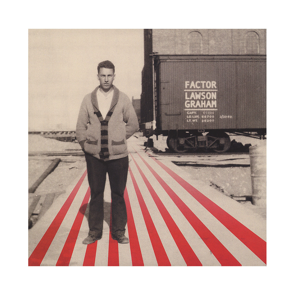 <!--020100518021011-->Factor - 'Lawson Graham' [(Black) Vinyl LP]