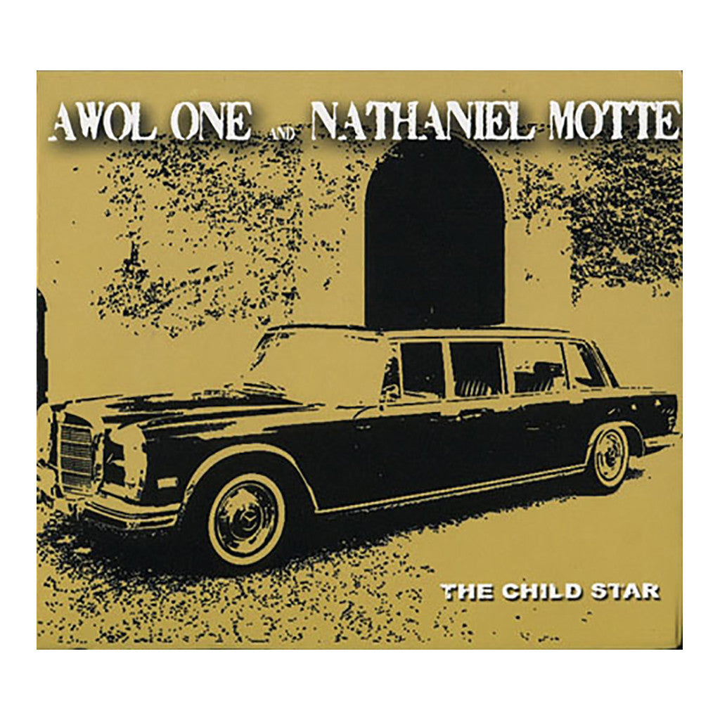 <!--120110816033527-->AWOL One & Nathaniel Motte - 'The Child Star' [CD]