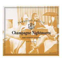 <!--120110830033263-->Paranoid Castle - 'Champagne Nightmares' [CD]