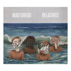 <!--2012040308-->Mad Gregs - 'Relatives' [CD]