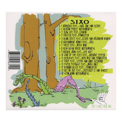 <!--120120417042662-->Sixo - 'Free Floating Rationales' [CD]