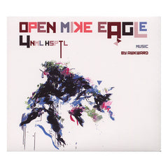 <!--020120626045606-->Open Mike Eagle w/ Awkward - '4NML HSPTL' [CD]