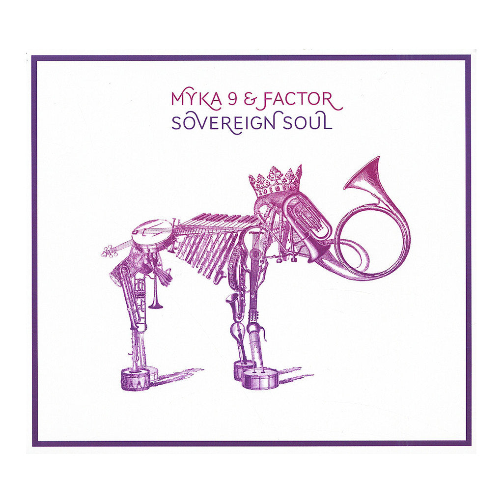 <!--2012110953-->Myka 9 & Factor - 'Indigenous Areas' [Streaming Audio]