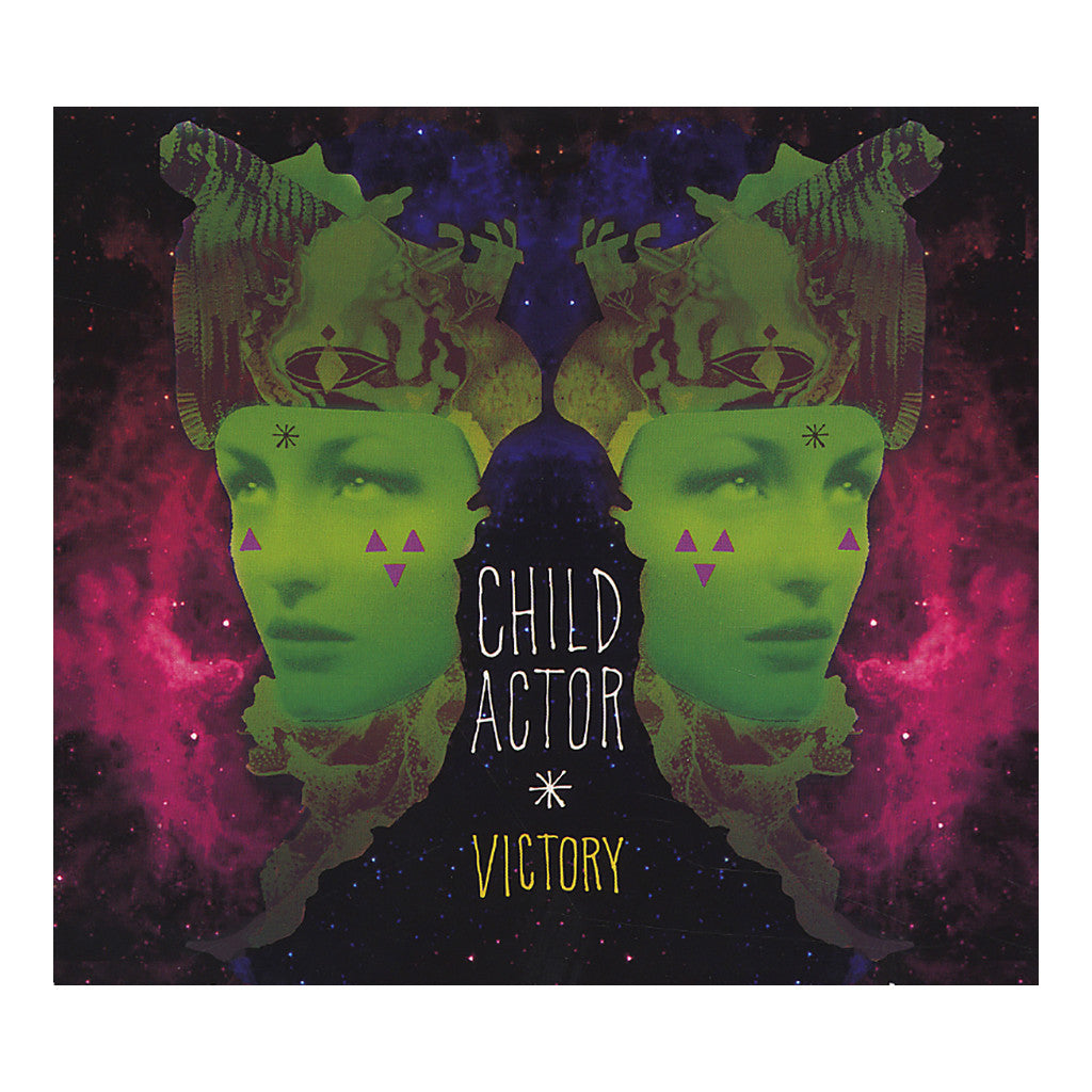 <!--2012101624-->Child Actor - 'Victory' [CD]