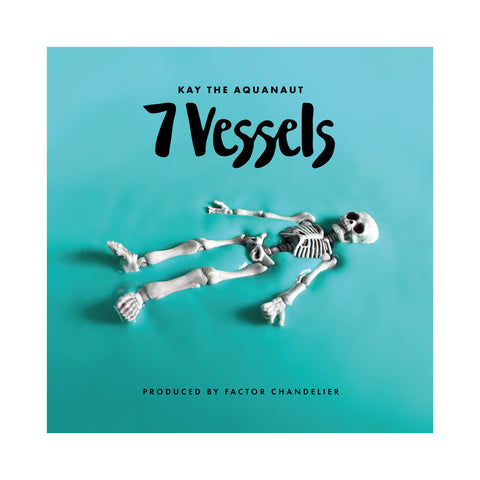 Kay The Aquanaut & Factor - '7 Vessels' [CD]