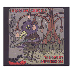 <!--2010080345-->Common Grackle - 'The Great Depression' [CD]